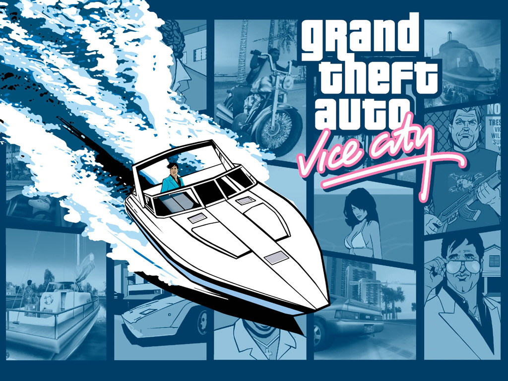 Grand Theft Auto Vice City Cheat Codes & Walkthroughs for PC