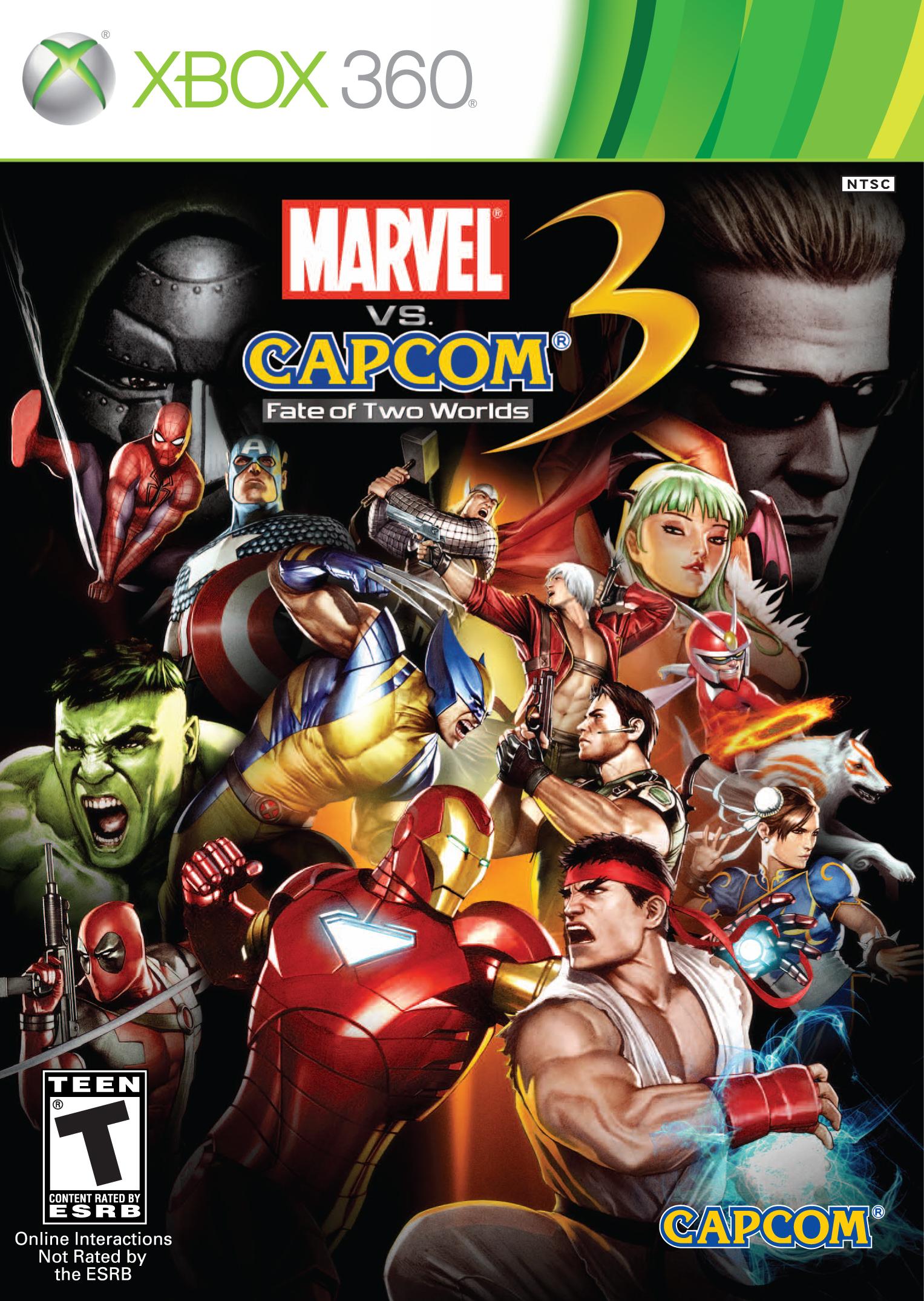 marvel vs capcom 3 fate of two worlds ultimate flirt