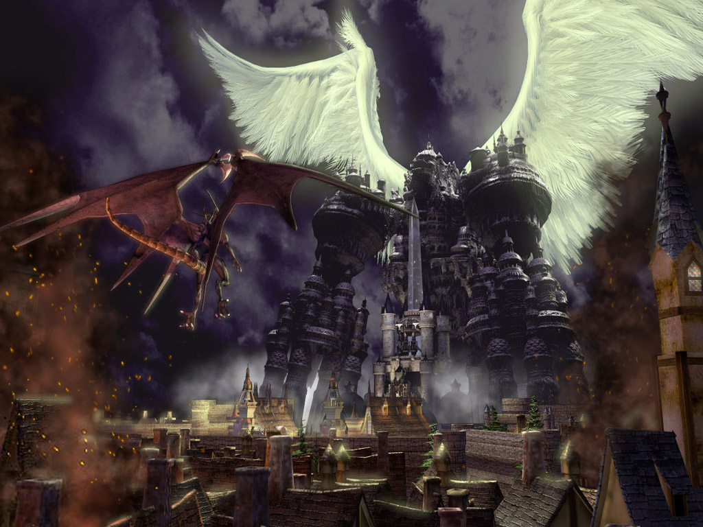 Final Fantasy Ix Wallpaper: The Place I Will (Re)Visit Someday: Final Fantasy IX, X