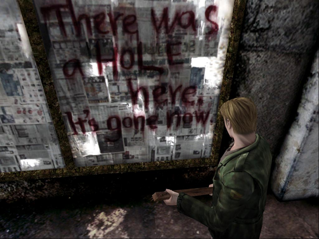 E3: Silent Hill 2 And 3 High Definition Remakes Announced!