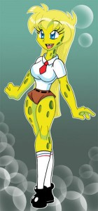 Rule 63 Spongebob