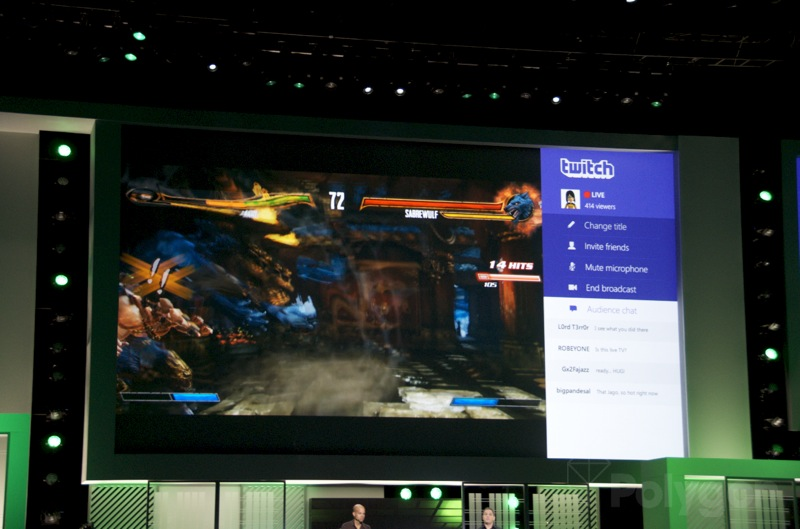 Twitch Streaming Available on Xbox One in March - REAL OTAKU