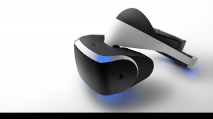 Sony VR GDC14