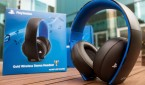 PlayStation Gold Wireless Stereo Headset-6