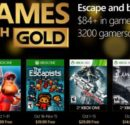 Games For Gold -  October 2016 Banner