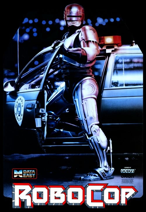 ROG Retro: Robocop Arcade | REAL OTAKU GAMER - Real Otaku Gamer is
