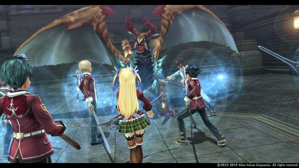 the legend of heroes trails of cold steel - decisive edition - playstation 4
