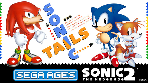 Sega Ages Sonic The Hedgehog 2 More Modes And Details Revealed